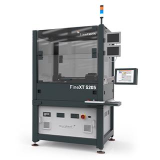 Автомат монтажа кристаллов ꜛ Finetech FineXT 5205