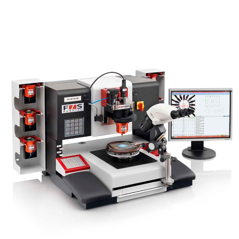 F&S Bondtec 5600CS ꜛ автомат тестирования соединений