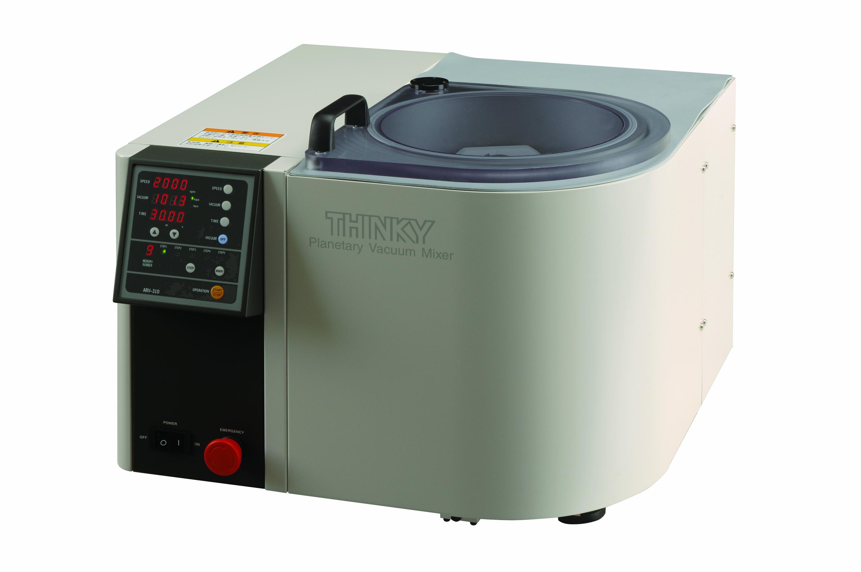 THINKY ARV 310 ꜛ миксер для смешивания и деаэрации паст