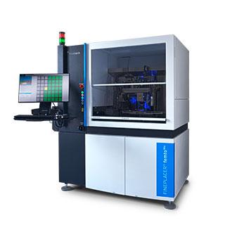 Автоматическая установка монтажа кристаллов ꜛ Finetech FINEPLACER femto blu