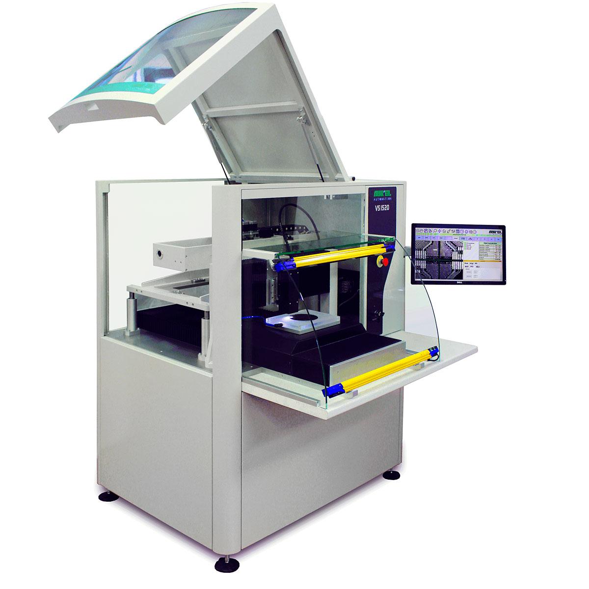 AUREL VS 1520 ꜛ автоматическая установка трафаретной печати