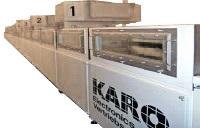 KARO Ceforech ꜛ линия литья керамической ленты