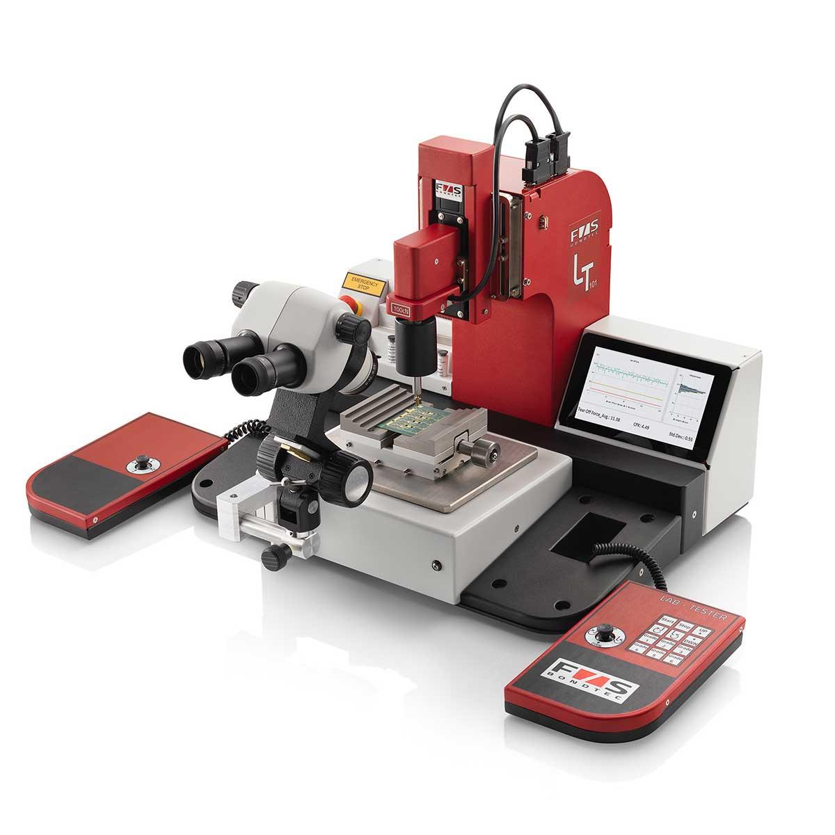 Лабораторный тестер соединений ꜛ F&S Bondtec LT-101