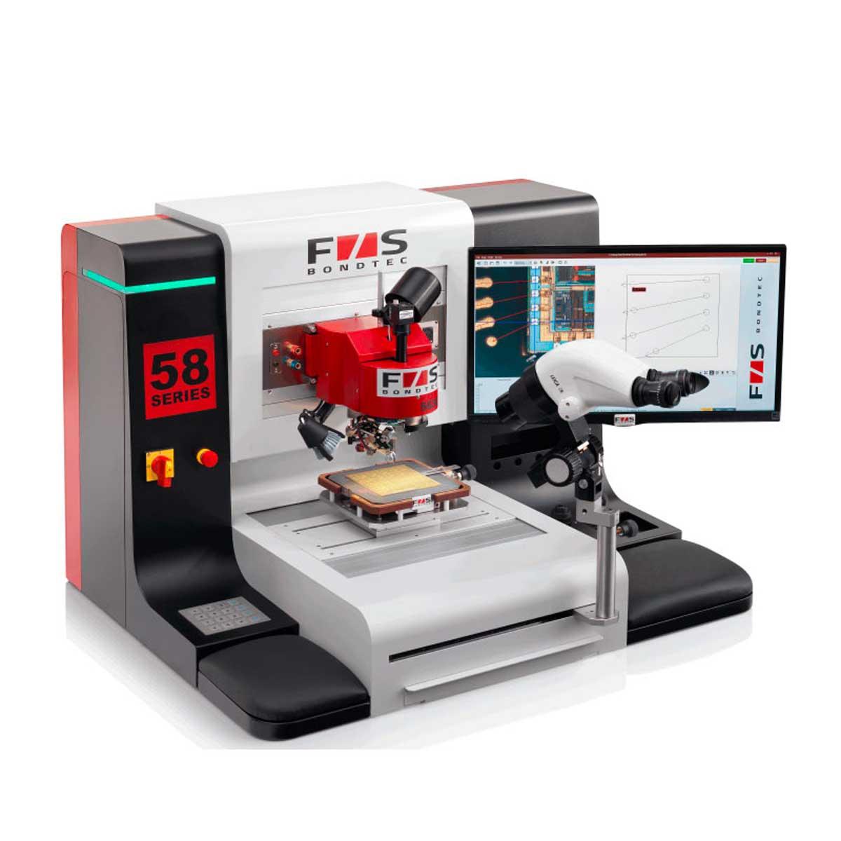 Установка ультразвуковой микросварки ꜛ F&S BONDTEC 58XX