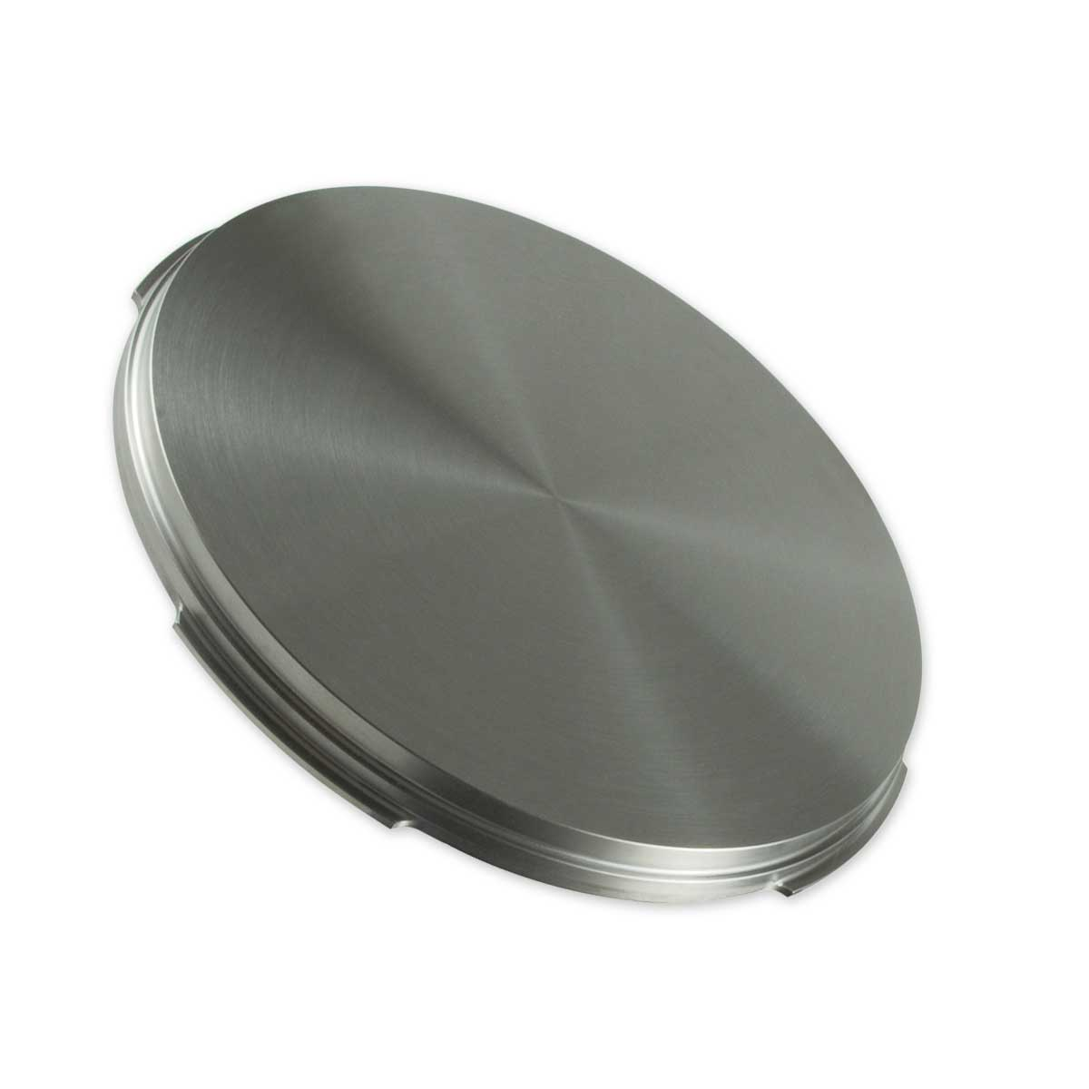 Мишени для напыления полупроводниковых пластин (planar round) ꜛ ABLE TARGET