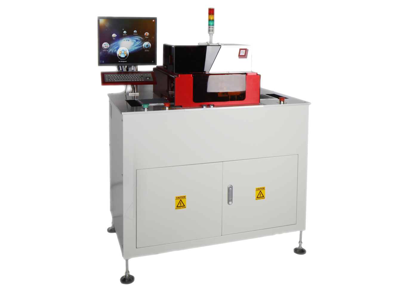 ST 08001-КХХ ꜛ установка совмещения слоев керамики