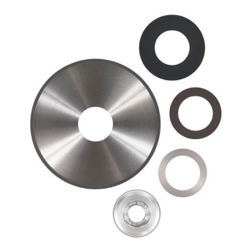 LOADPOINT ꜛ алмазные диски для резки полупроводниковых пластин