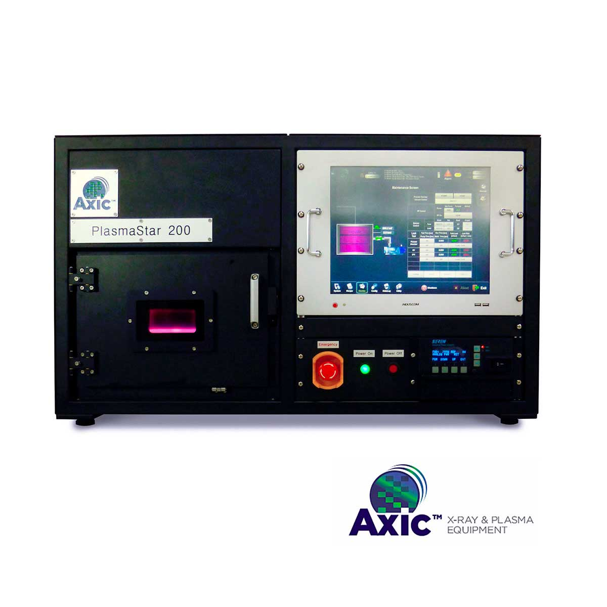 Установка плазменной обработки поверхности ꜛ AXIC PlasmaStar