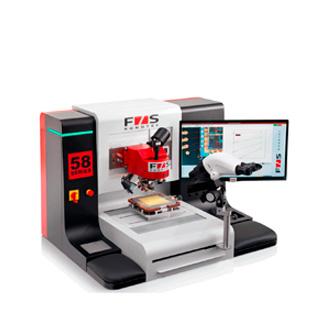 Автоматическая установка ультразвуковой микросварки ꜛ F&S BONDTEC 58XX