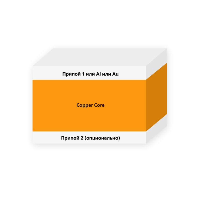 Медные столбики ꜛ AМЕTEK (Copper-Core)