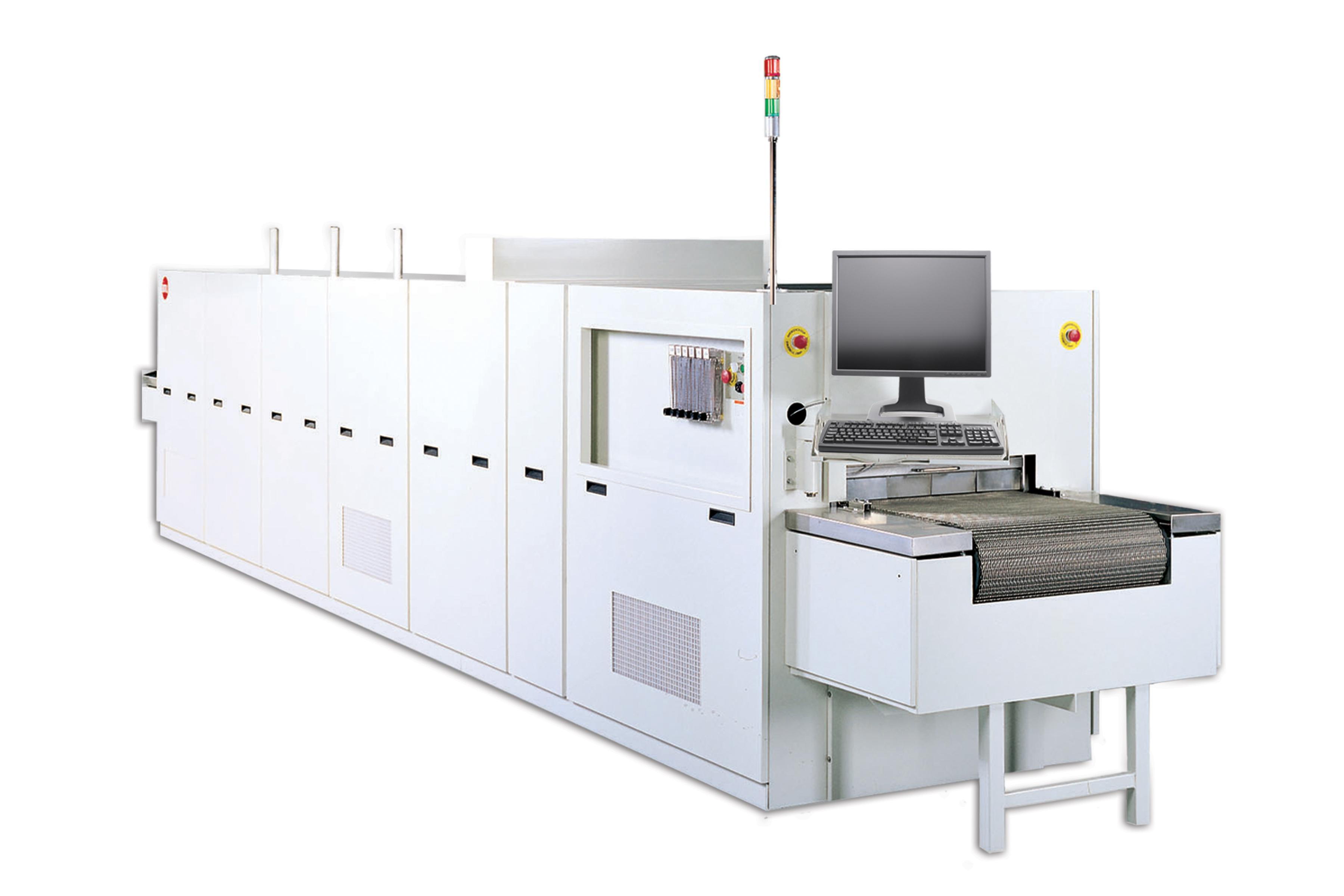 TFF II ꜛ конвейерная печь спекания паст