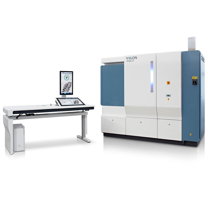 YXLON FF ꜛ промышленные томографы рентгеновского контроля