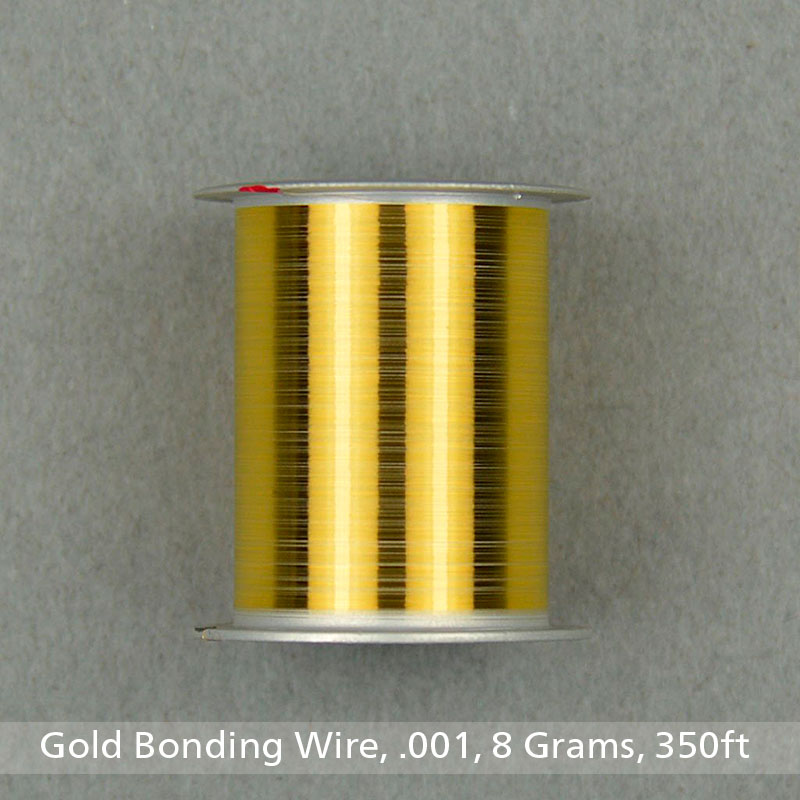 AMETEK_SPM gold bonding wire